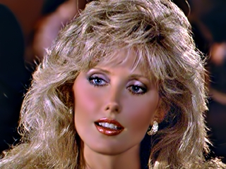 100+ Morgan Fairchild photos when young